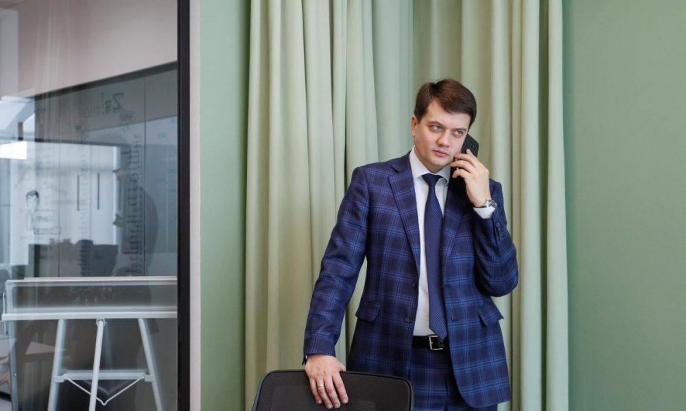 Перші кадрові призначення Зеленського! Разумков зробив потужну заяву про плани президента