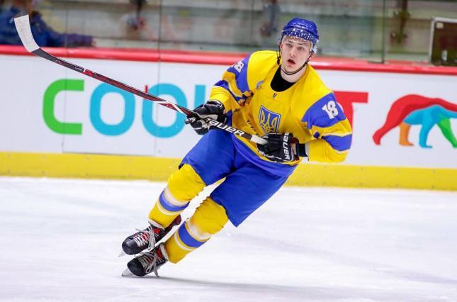 Український хокеїст Лялька став одним з найкращих бомбардирів чемпіонату світу
