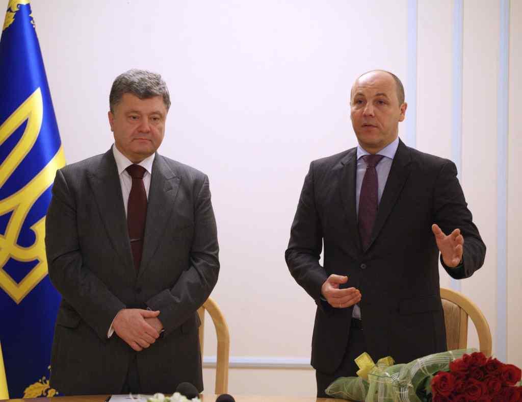 """""""Він учора з Петром вже про все домовився"""": Кличко і Парубій підуть в Раду разом з Порошенком?"""