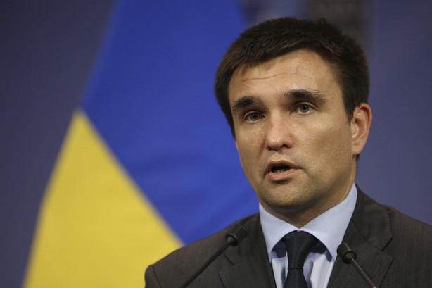 """""""Ми обговорюємо різні ідеї"""": Клімкін веде переговори про приєднання до команди Вакарчука"""