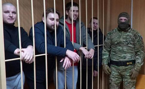 """У разі, якщо моряків не відпустять: Україна хоче добиватися """"гамбурзьких санкцій"""" проти Росії"""