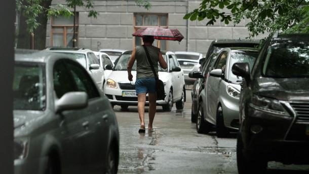 І знову дощі на пару з сонцем: прогноз погоди в Україні на тиждень