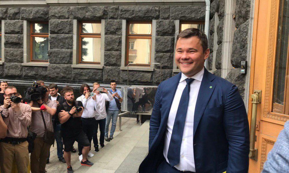 Глава АП Богдан зробив несподівану заяву про відносини з РФ: батіг і пряник