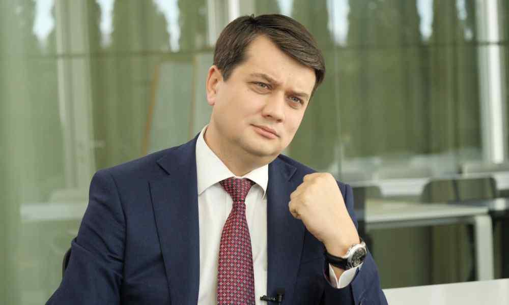 Шоу не буде! Разумков зробив гучну заяву про відставку Луценка