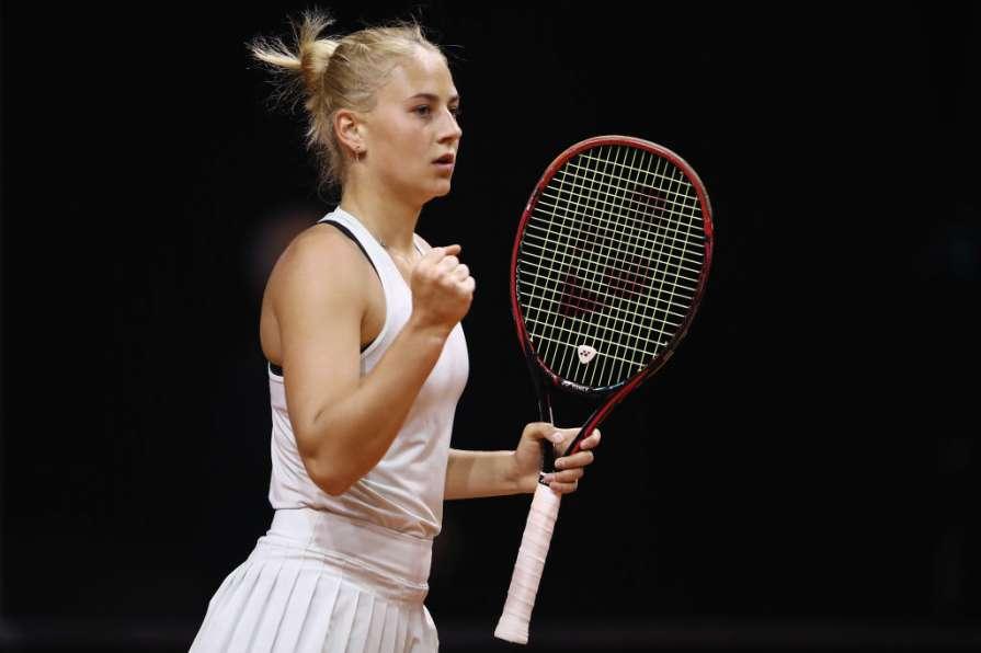 Українські тенісистки Костюк та Ястремська пробилися в чвертьфінал турніру у Франції
