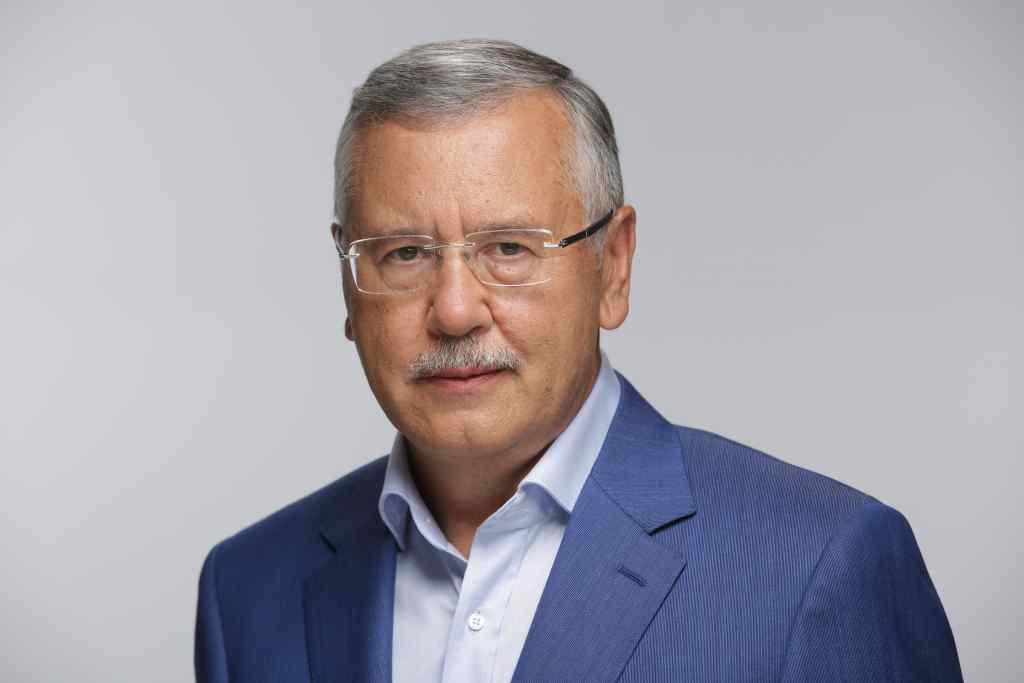 Гриценко зробив гучну заяву про дострокові вибори у парламент