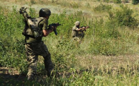 Бойовики били з мінометів, БМП і гранатометів: з української сторони 4 поранених