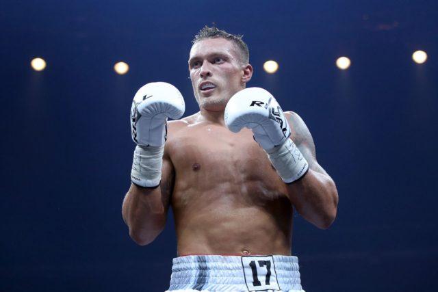 Фантастичний успіх! Усик потрапив у топ-5 боксерів-важковаговиків світу
