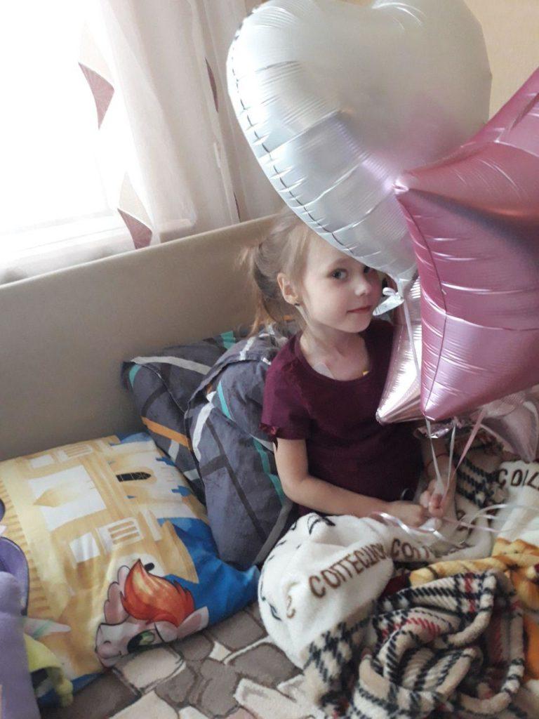 Допоможи Єві побороти рак!