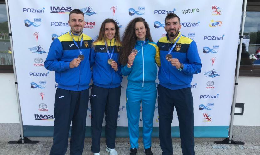 Знай наших: Збірна України завоювала золото Кубка світу з веслування