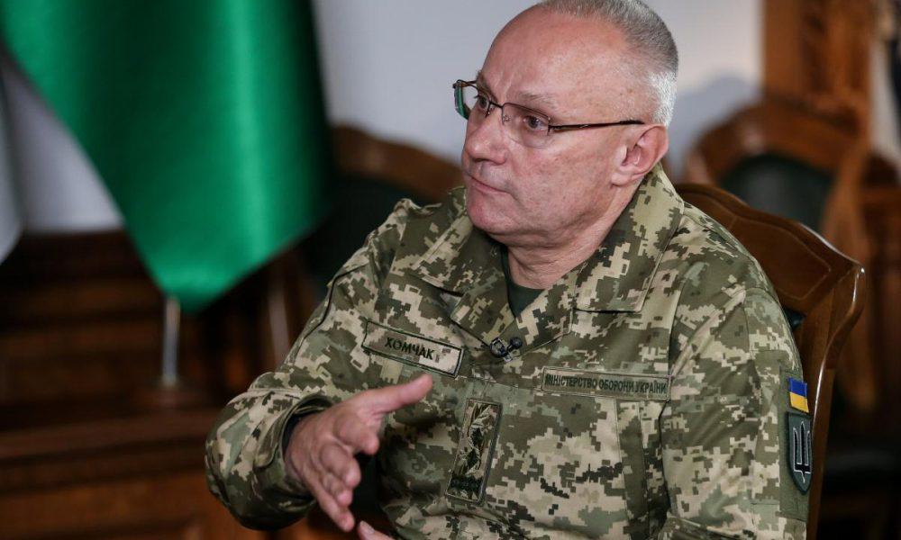 Новий глава Генштабу зробив неочікувану заяву про Крим: потужні слова Хомчака