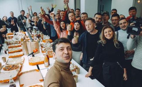 Блогери, актори, студенти: конкурс для обрання спікера Зеленського триває