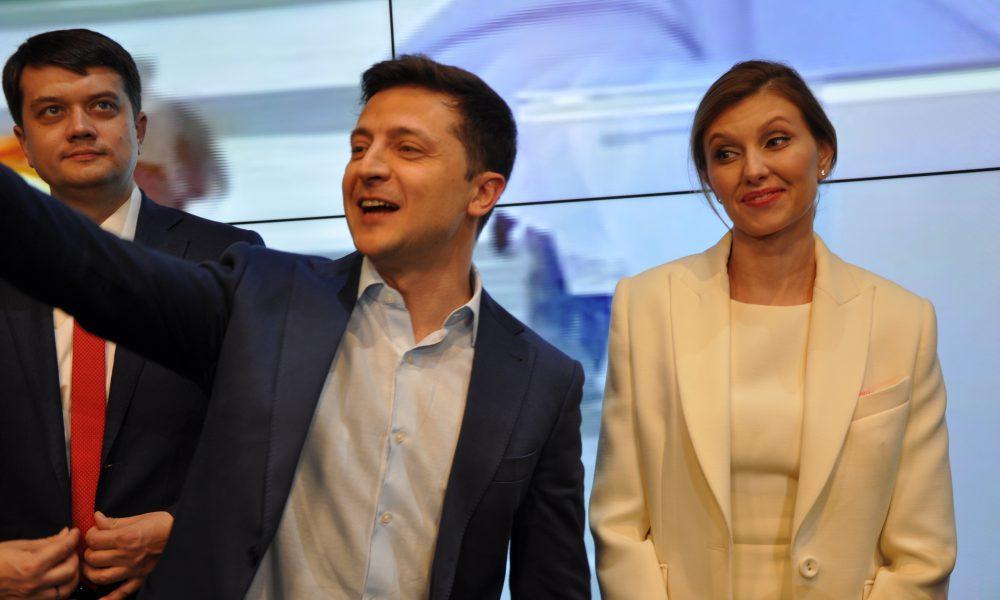 Дружина Зеленського придумала що робити із Банковою: потужна заява