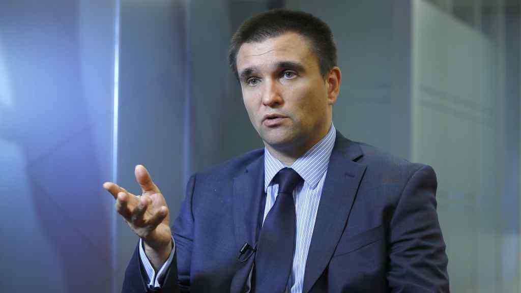 """""""Це відповідає моїм планам"""": Після зустрічі із Зеленським Павло Клімкін вирішив запропонувати свою відставку"""