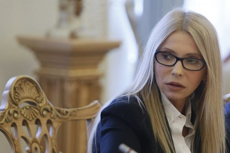 Хотіла б попередити всіх депутатів! Тимошенко і Гриценко різко висловились про Розпуск Ради
