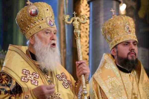 """""""Собору не було!"""": Патріарх Філарет зробив гучну заяву про Томос і УПЦ КП"""