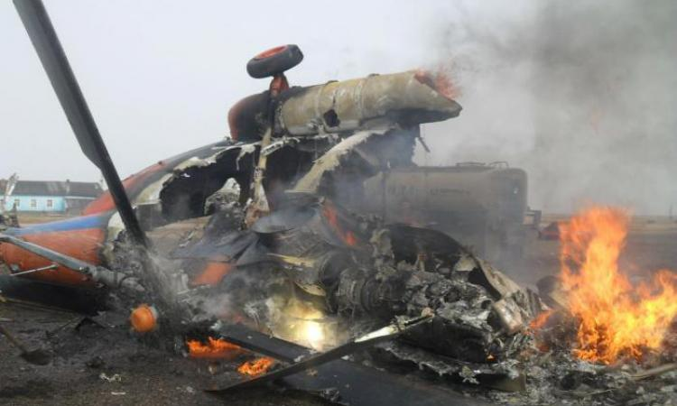 """""""Не добрий ранок!"""": На Рівненщині впав вертоліт Сухопутних військ, ніхто не вижив"""