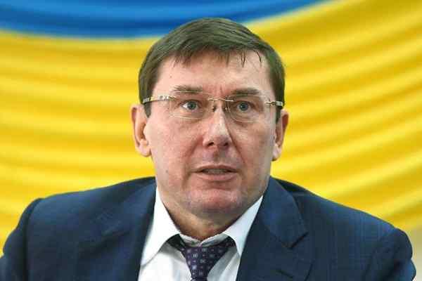 """""""Ані юридичних, ані моральних"""": Генпрокурор Юрій Луценко не бачить жодних підстав для своєї відставки"""