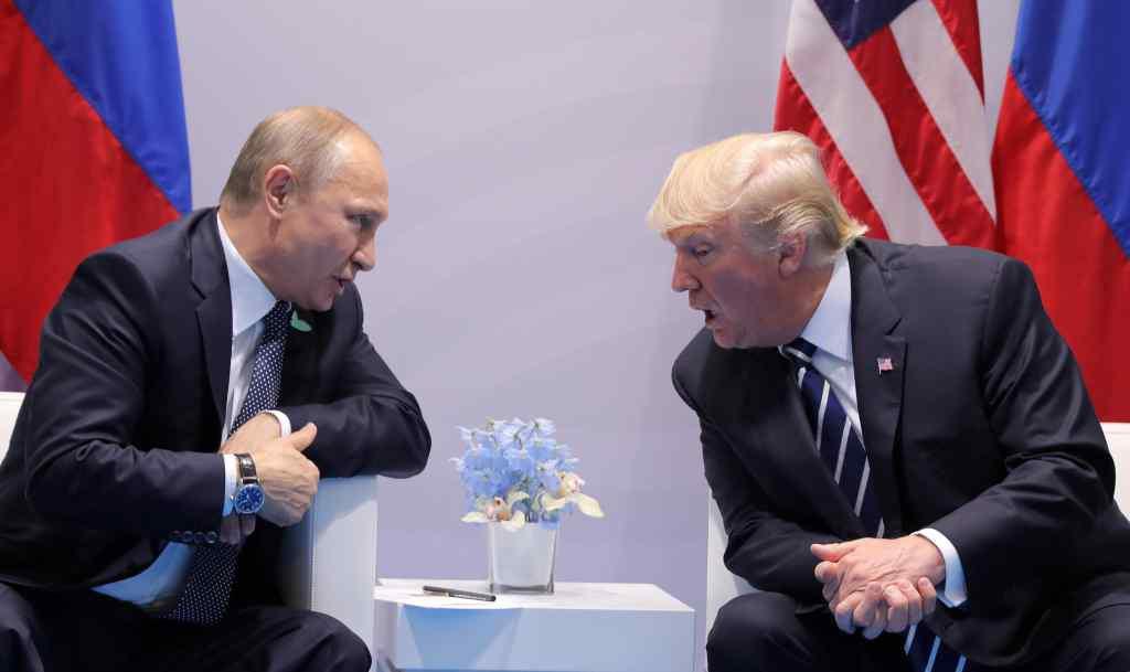 """""""Будь ласка, не втручайтеся у вибори"""": Трамп – Путіну на саміті великої двадцятки"""