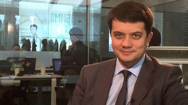 """""""Ми будемо єдині"""": Разумков зробив гучну заяву про кандидата на пост прем'єра"""