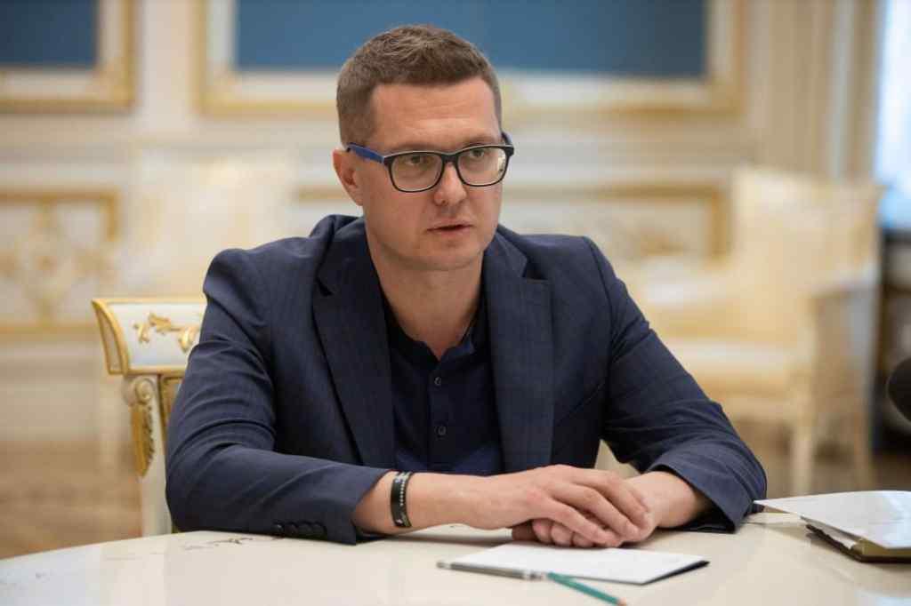 """""""Буду главою СБУ"""": Баканов заявив про готовність очолити Службу безпеки України"""