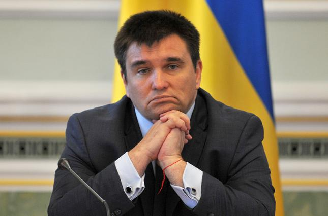 """""""Добре було б це усвідомити"""": Клімкін зробив заяву про повернення Росії в ПАРЄ. Зеленський не винен"""