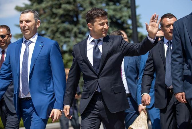 Зеленський повністю змінив склад важливої державної установи. Нові обличчя і Президент – глава