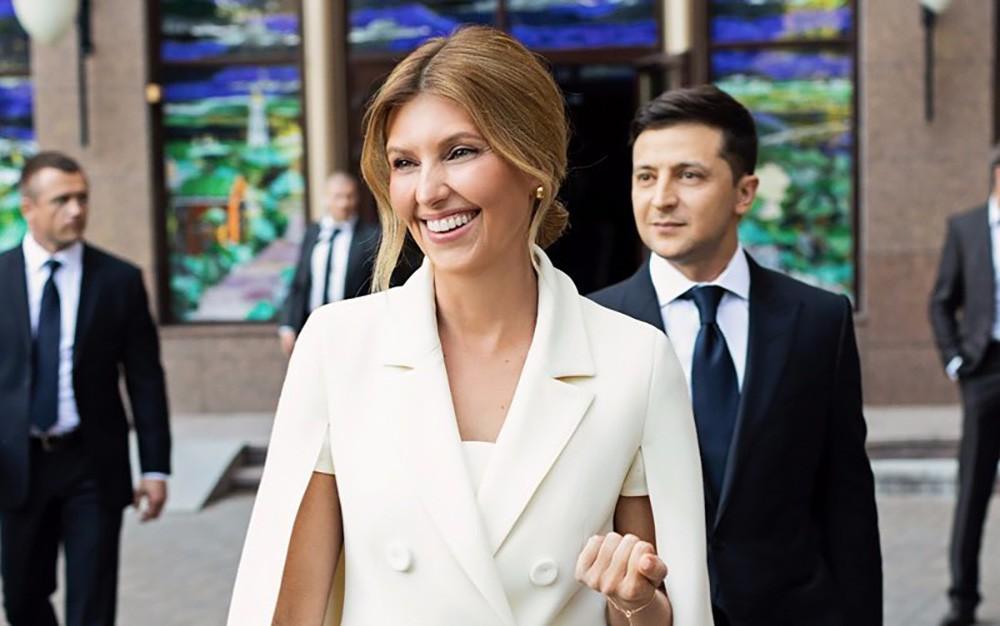 """""""Переповнена"""": Перша леді України вразила публіку своїм виглядом у Франції"""