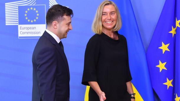 Після зустрічі із Зеленським, віце-президент Європейської комісії зробила важливу заяву