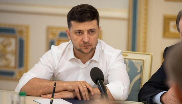 """""""Це позиція президента"""": Зеленський вважає, що має бути звільнено голів усіх облдержадміністрацій"""