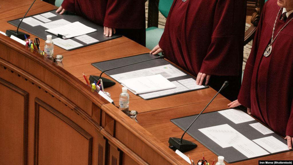 Розпуск Верховної Ради: Конституційний Суд завершив публічний розгляд справи