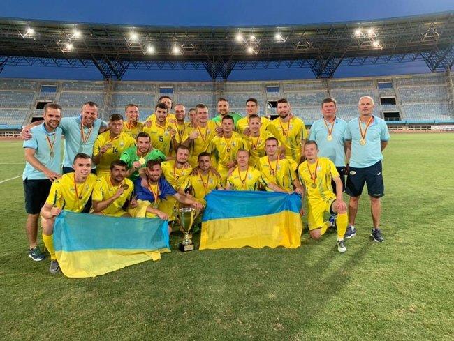 Ще дві українські команди стали чемпіонами