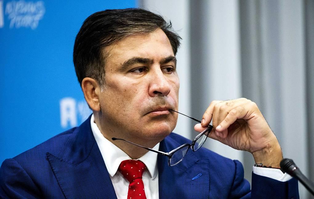 """""""Планів не змінюю"""": Міхеїл Саакашвілі відмовився очолити відому політичну партію"""