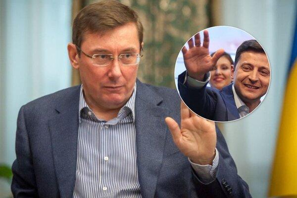 """""""Не відповідає вимогам закону"""": Зеленський направив до ВР подання про звільнення Луценка"""