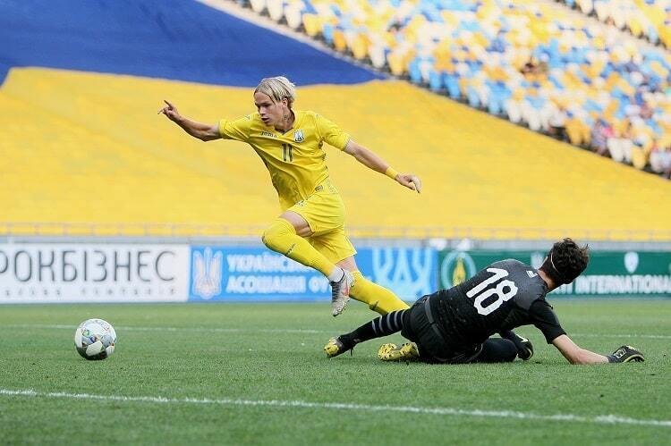 Вперше за 10 років: Збірна України виграла кубок Лобановського