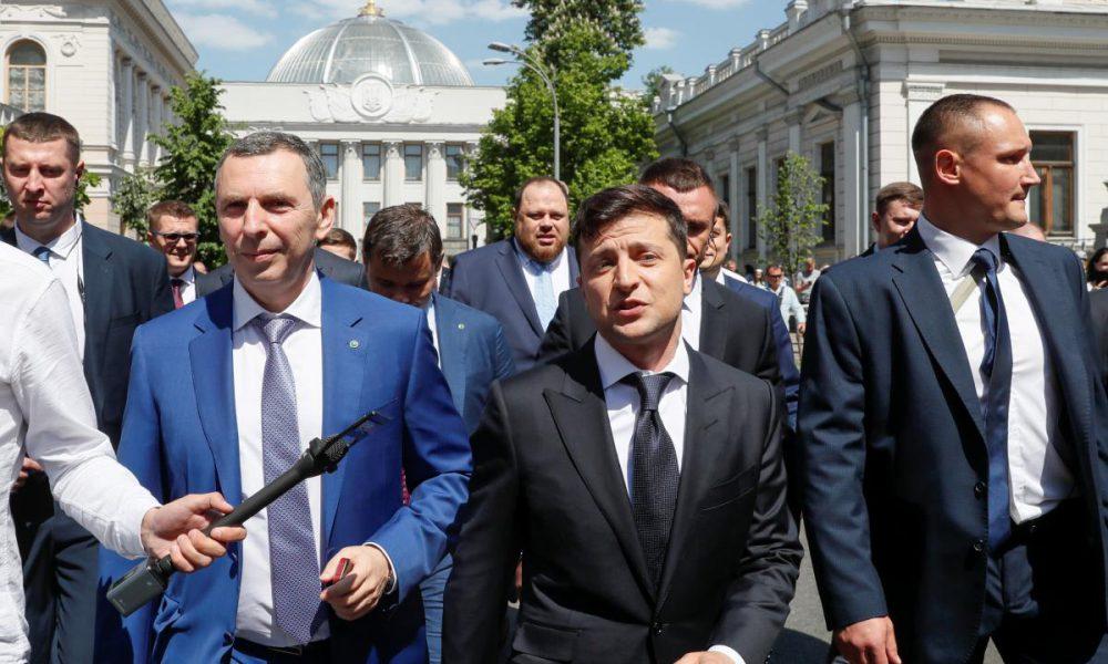 """Заміну Банкової знайдено! Куди переїде Зеленський, потужна заява від """"Зе – команди"""""""
