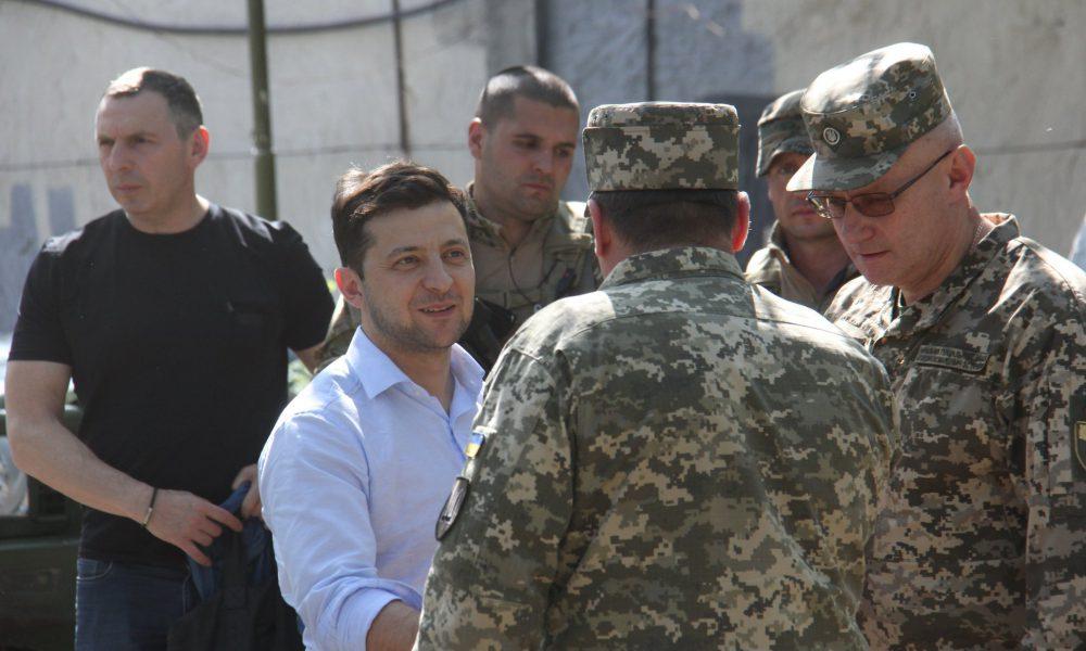 Увага! Зеленський презентував план реформи для наших захисників: житя та здоров'я військових