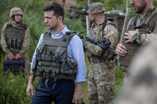 Президент Зеленський і міністр Аваков на Донбасі: що відбувається просто зараз