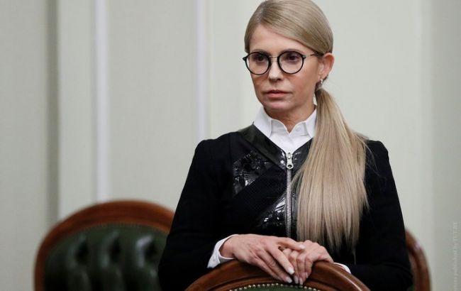 «Батьківщина» Юлії Тимошенко об'єднали зусилля ще з однією партією для участі у позачергових виборах