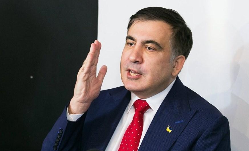 Саакашвілі представив першу десятку своєї партії