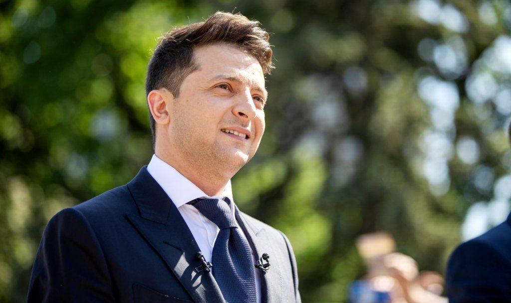 """""""Це не бренд, це – наш світогляд"""": Зеленський заявив, що впевнений у встановленні нового порядку після виборів"""