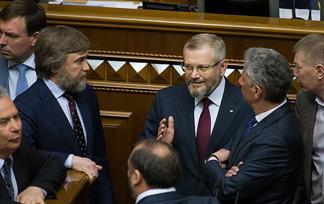 """Мери п'яти міст: """"Опоблок"""" назвав першу п'ятірку об'єднаної партії опозиції"""