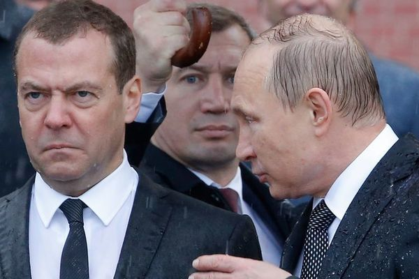 Дмитро Медведєв поскаржився на Володимира Зеленського: не хоче відновлювати відносини з Росією
