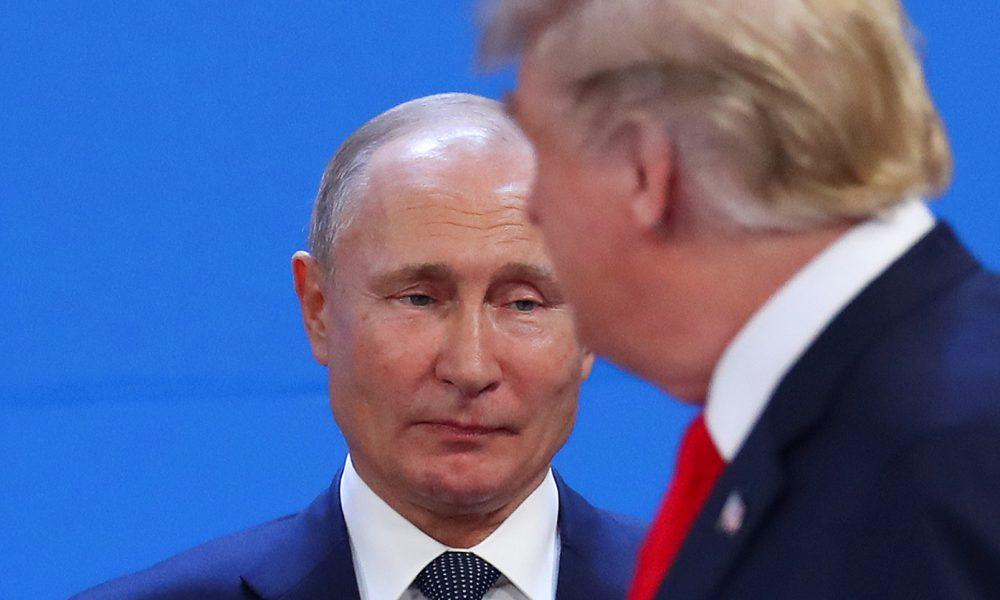 Не втручайтесь! Трамп поставив Путіна на місце на полях саміту G20. І не тільки Трамп