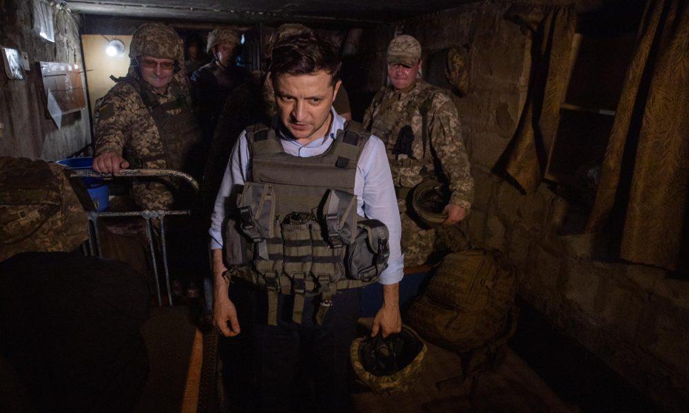 """Терміново! Окупанти поширюють """"вкиди"""" про Зеленського: хочуть дискредитувати президента"""