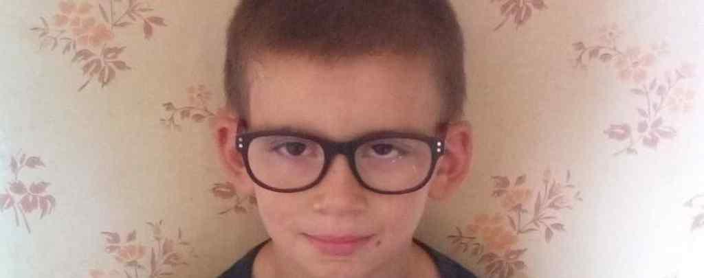 9-річний Назарчик може повністю втратити зір, якщо вчасно не допомогти