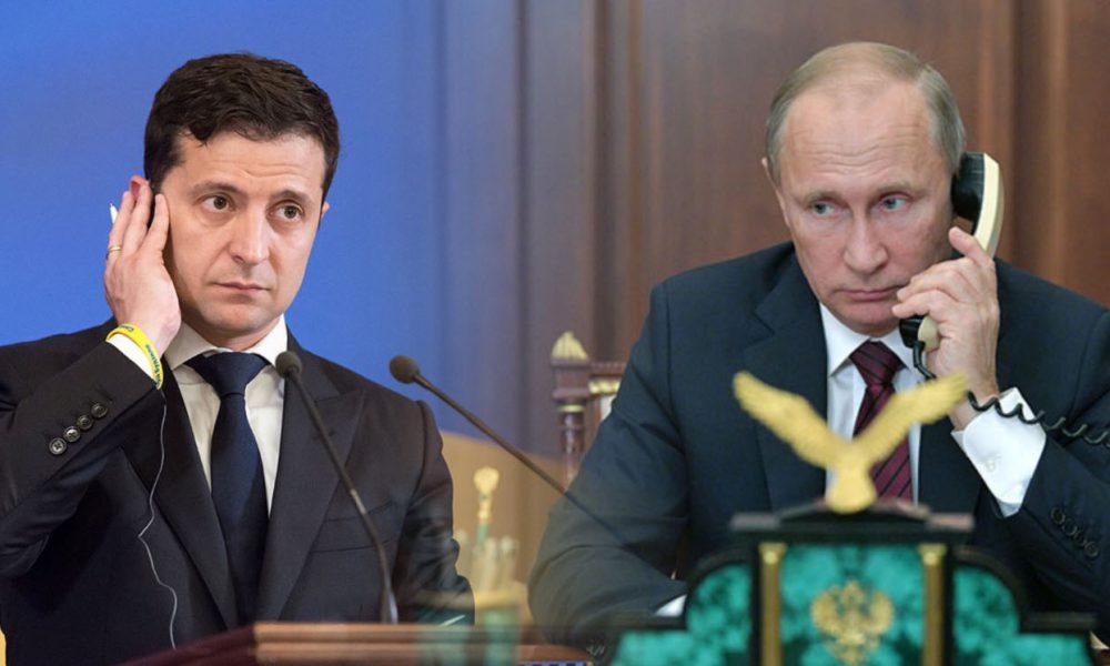 Зеленський розказав про ультиматум Путіну: Мені корона з голови не впаде