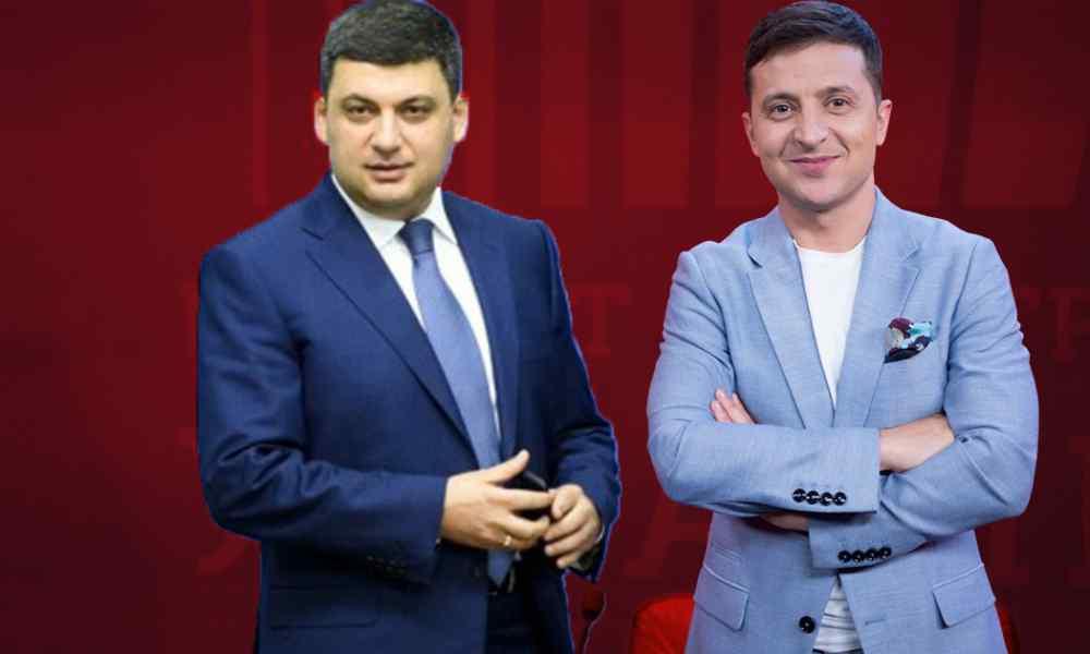 Автор скандалу Порошенко! Гройсман жорстко звинуватив екс-президента. Підстава для Зеленського