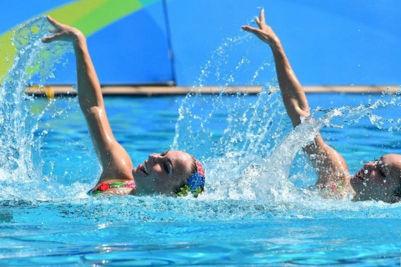 І знову наші перші: збірна України з синхронного плавання виборола золото та бронзу