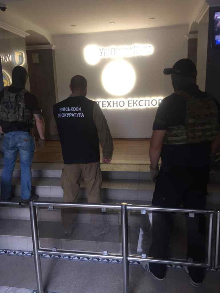 Скандальне розкрадання в оборонці: у Кабмін та інші держустанови прийшли з обшуком